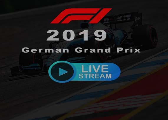 2019 German Grand Prix Live Reddit Stream