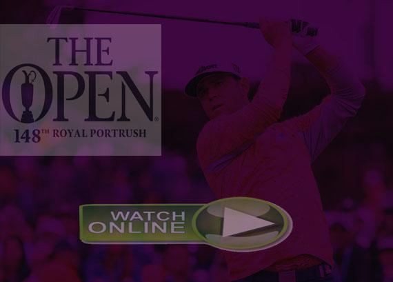 2019 British Open Final-round tee times Live Stream