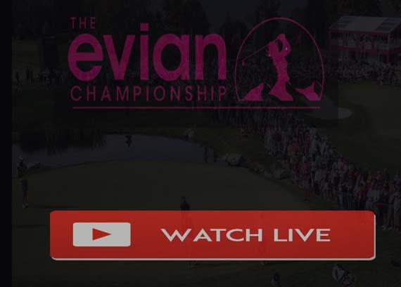 Evian Championship Golf 2019 Live Stream