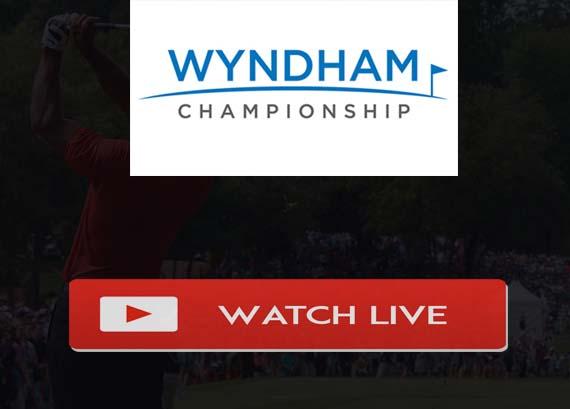 2019 Wyndham Championship Live Stream