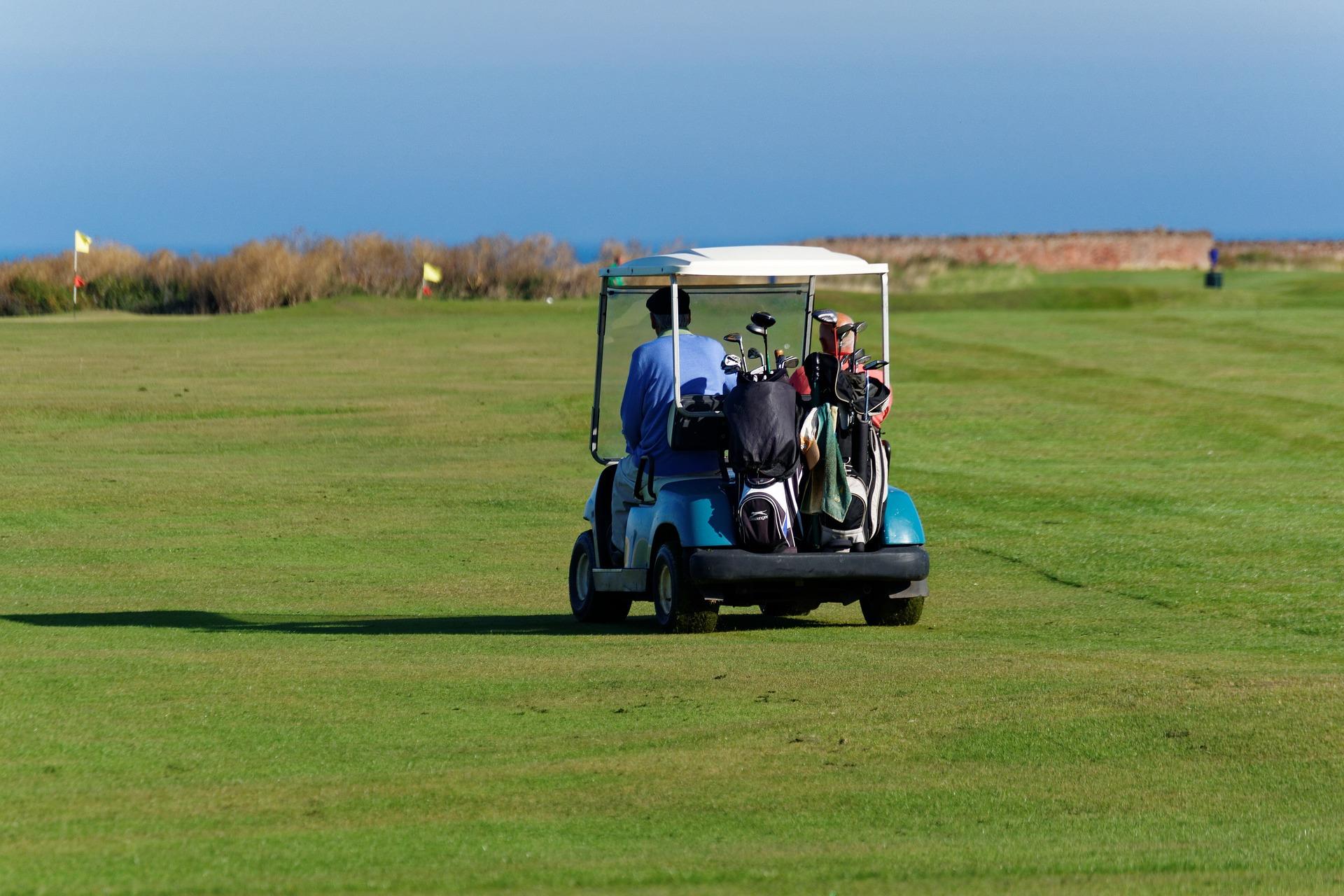 Golf Course Buggy