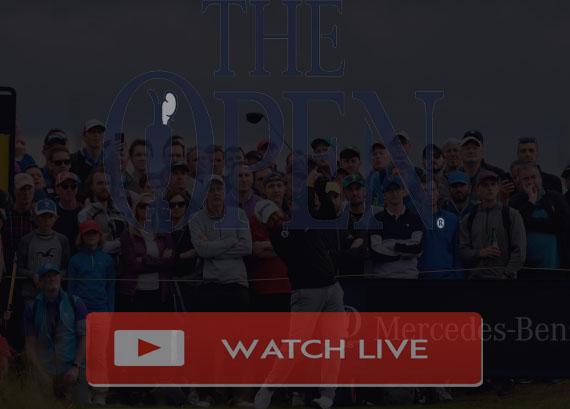 The Open Championship final Round Live Stream