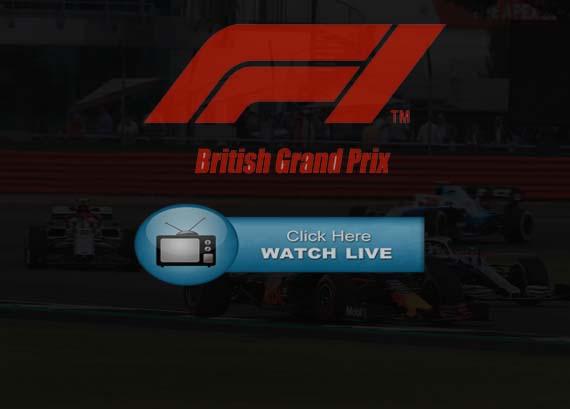 F1 British Grand Prix 2019 Live