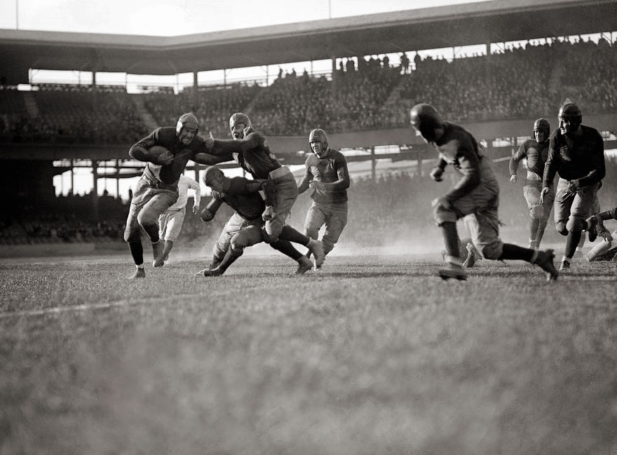 Why 73-0 triumph by Bears over Redskins in 1940 has become newsworthy