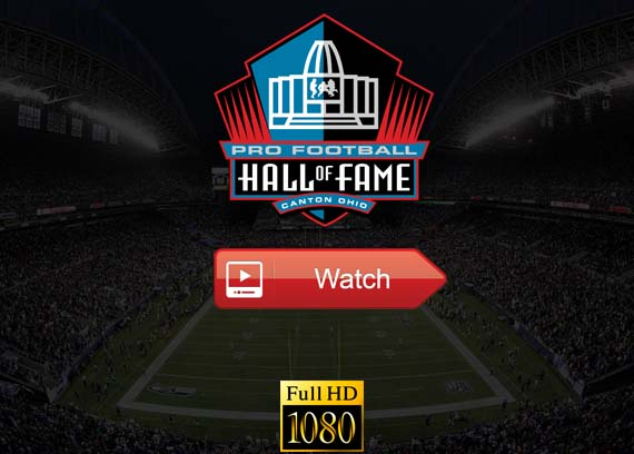 Hall of Fame Game live stream reddit