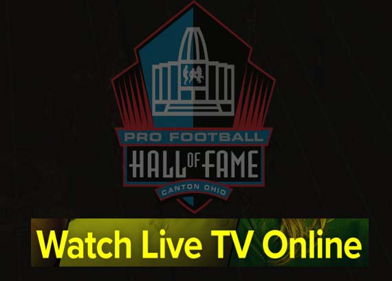 2019 NFL Hall Of Fame Game Live Stream