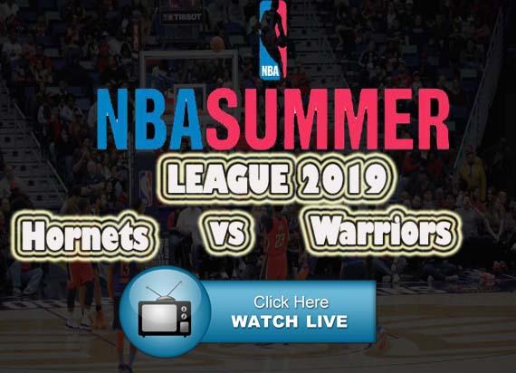 Hornets vs Warriors Live Stream