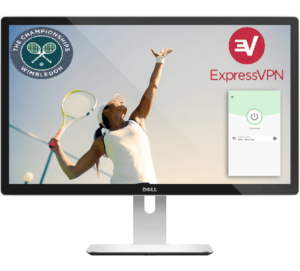 Watch Wimbledon 2019 from Anywhere