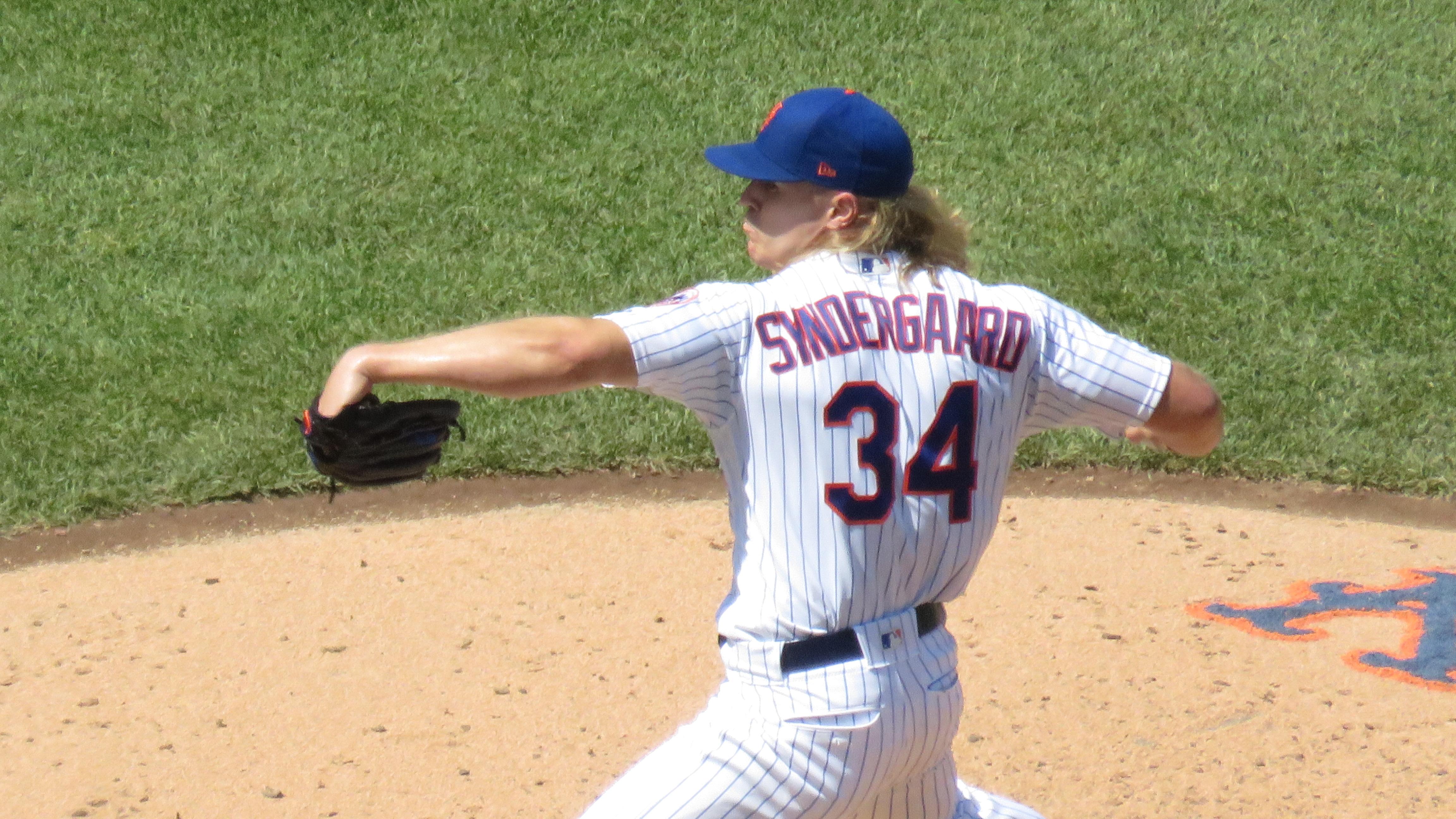 Syndergaard vs DiComo ... FIGHT!!!