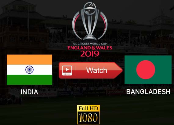India vs Bangladesh live stream online reddit