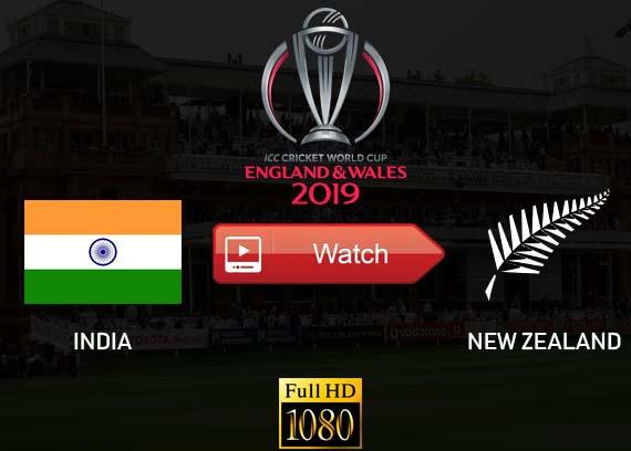 India vs New Zealand live stream reddit