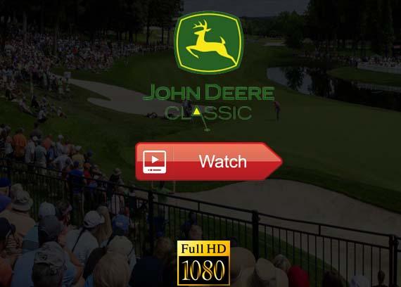 John Deere Classic live stream Reddit