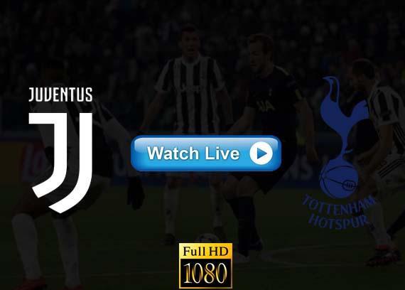 Juventus vs Tottenham live streaming reddit