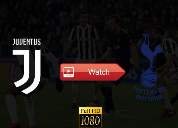 Juventus vs Tottenham live stream reddit