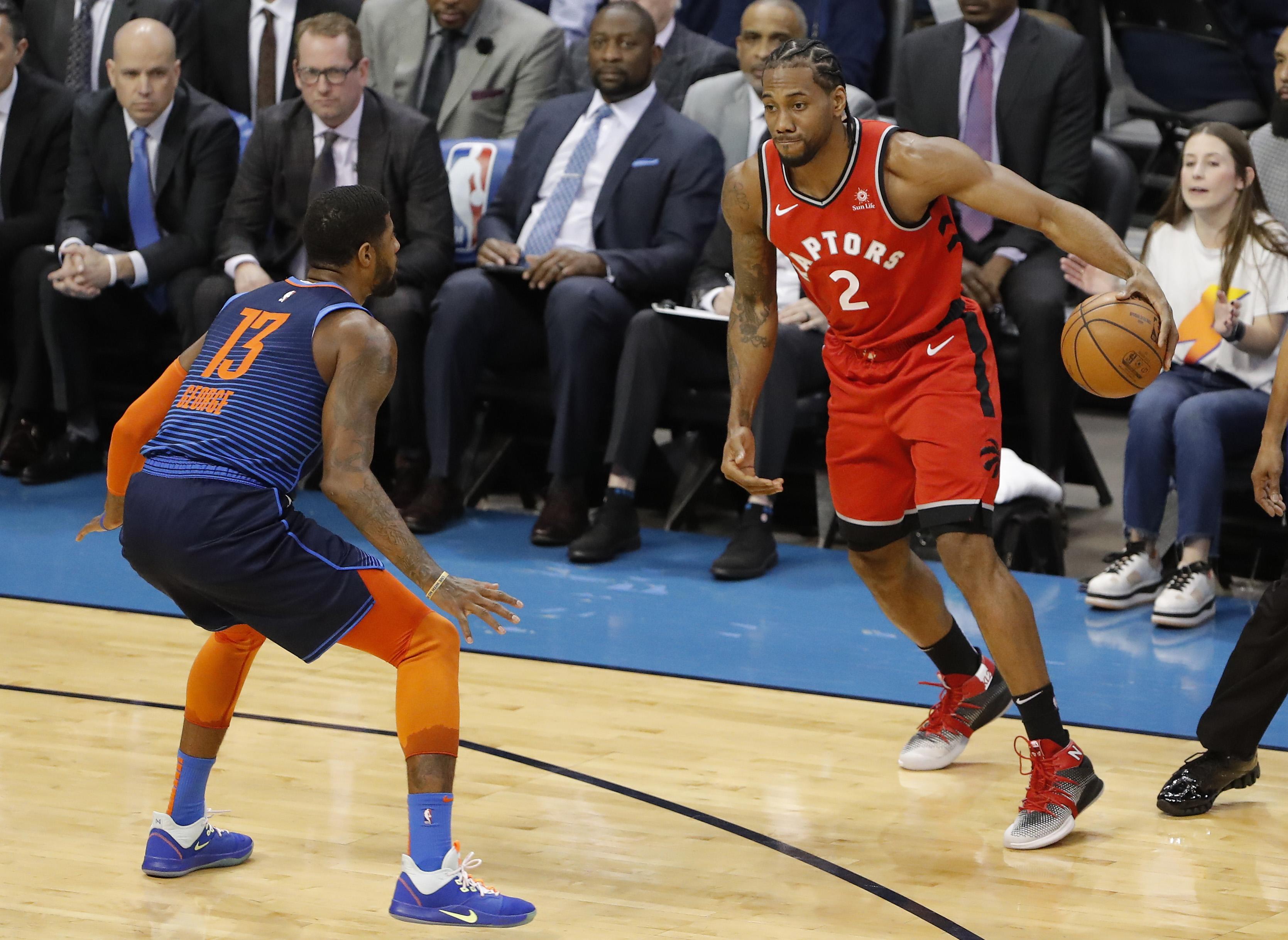 On a Wild Night, the NBA is Balanced Again