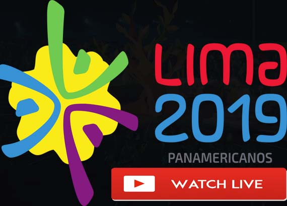 8th Pan American Games 2019 Live Stream
