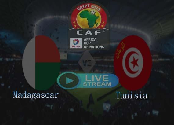 Madagascar vs Tunisia Live Reddit stream