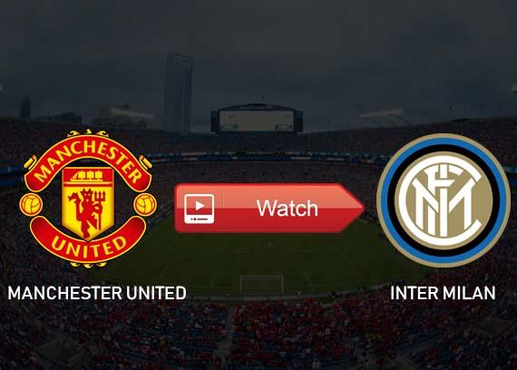 Manchester United vs Inter Milan live stream reddit