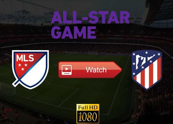 MLS All Star Game live stream reddit