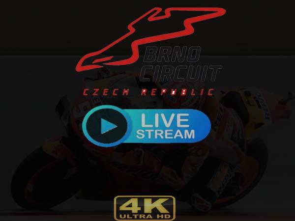 MotoGP Czech Republic Grand Prix Live