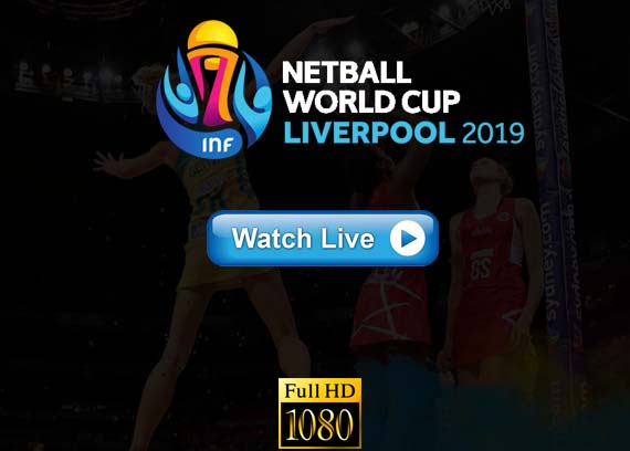 Netball World Cup live streaming Reddit
