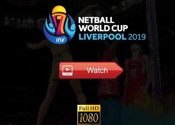 Netball World Cup live stream Reddit