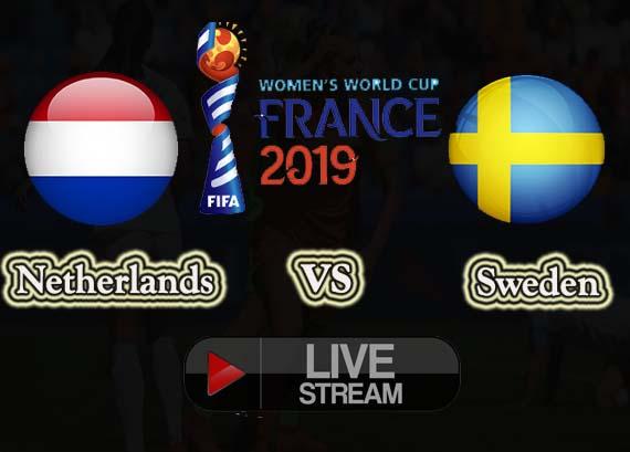 watch Netherlands vs Sweden Live Stream