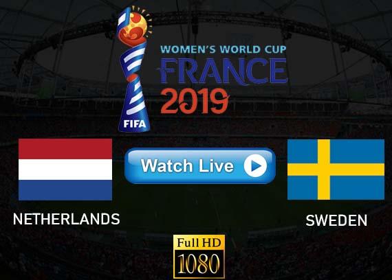 Netherlands vs Sweden live streaming Reddit