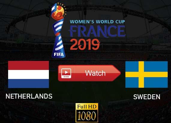 Netherlands vs Sweden live stream reddit