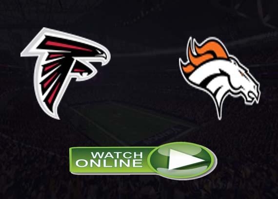 Atlanta Falcon vs Denver Broncos Reddit Live Stream