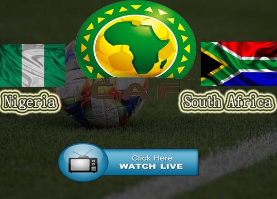 Nigeria vs South Africa live stream
