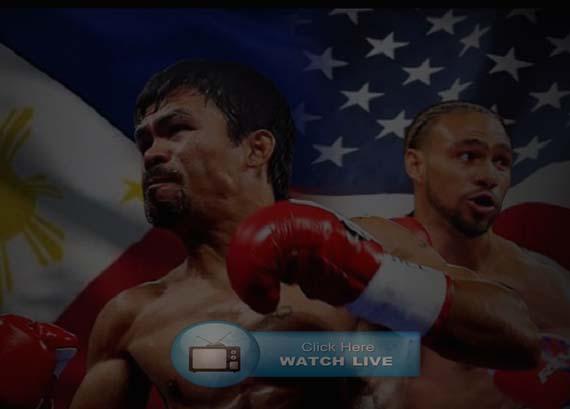 Pacquiao vs Thurman Live Stream Reddit