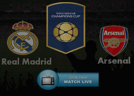 Real Madrid vs Arsenal Reddit Live Stream