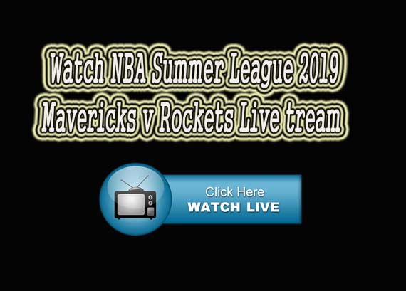 Rockets vs Mavericks live stream
