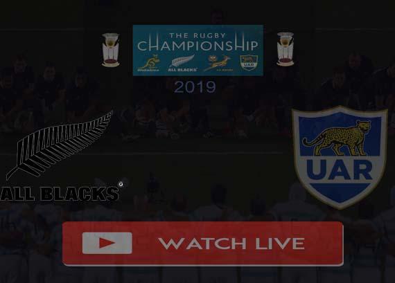 All Blacks vs Argentina Live Stream