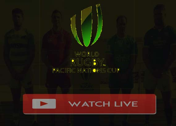 World Rugby Pacific Nations Cup 2019 Live Stream