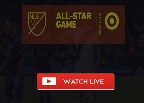 MLS All-Star Game 2019 Reddit Live Stream