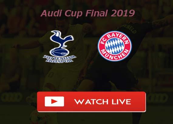 Bayern Munich vs Tottenham Hotspur Reddit Live