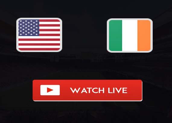 USWNT vs Ireland Live Stream 2019