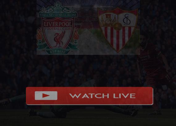 Liverpool vs Sevilla Live Stream