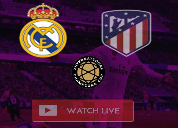 Real Madrid vs Atletico Madrid Reddit Live Stream