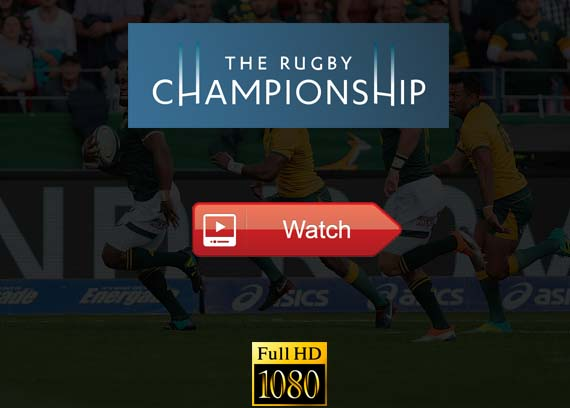 The Rugby Championship live stream