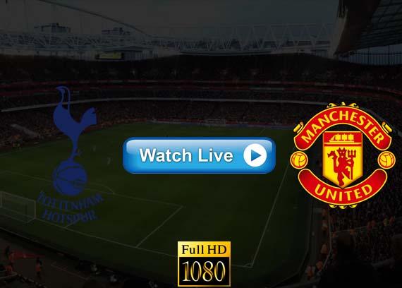 Tottenham vs Manchester United live streaming reddit