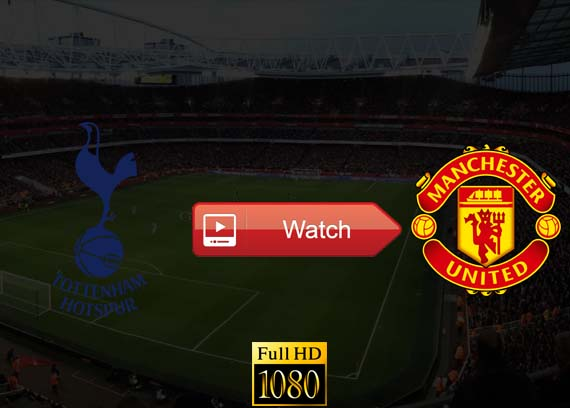 Tottenham vs Manchester United live stream reddit