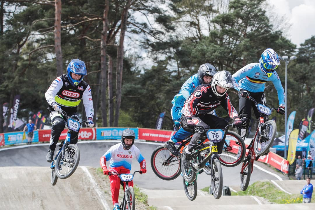 UCI BMX World Championships live streaming