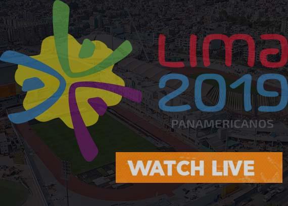 Pan American Games Lima 2019 Live Stream