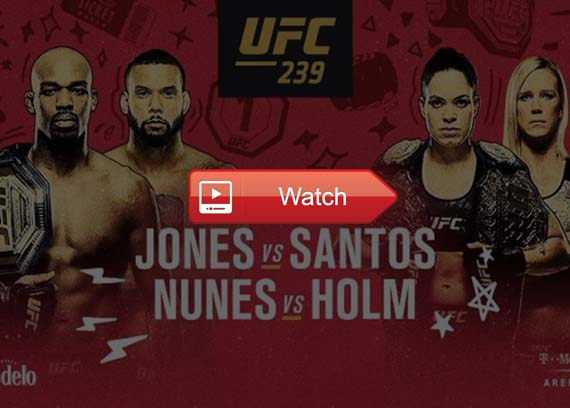 UFC 239 live streaming Reddit