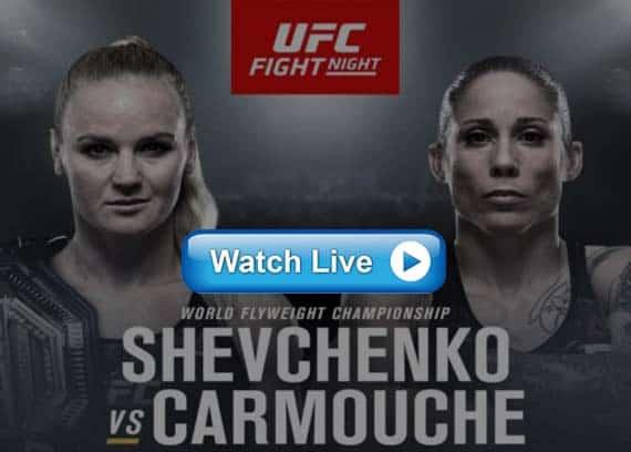 UFC Fight Night 156 live streaming reddit