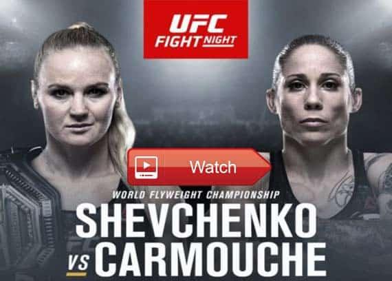 UFC Fight Night 156 live stream reddit