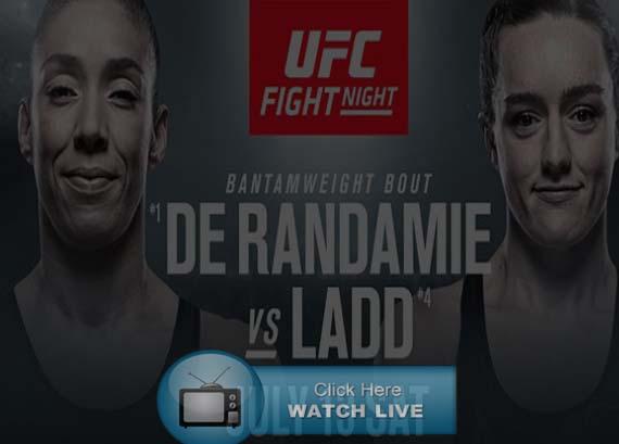 UFC Fight Night 155 live free